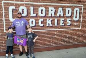 Click To Read More Feedback from Colorado Rockies vs. Oakland Athletics - MLB