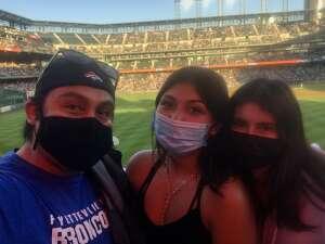 Phill attended Colorado Rockies vs. Oakland Athletics - MLB on Jun 4th 2021 via VetTix