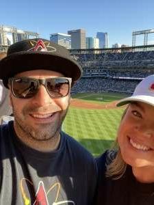 The Rael's attended Colorado Rockies vs. Oakland Athletics - MLB on Jun 4th 2021 via VetTix