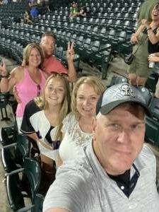 Randy attended Colorado Rockies vs. Oakland Athletics - MLB on Jun 4th 2021 via VetTix
