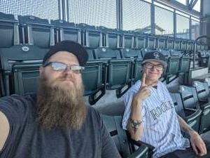Jacob attended Colorado Rockies vs. Oakland Athletics - MLB on Jun 4th 2021 via VetTix