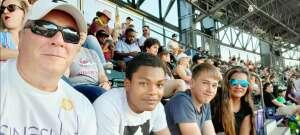 Robert Rodgers attended Colorado Rockies vs. Oakland Athletics - MLB on Jun 4th 2021 via VetTix