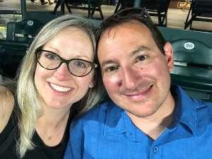 Sam V  attended Colorado Rockies vs. Oakland Athletics - MLB on Jun 4th 2021 via VetTix