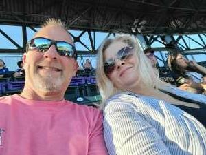 Jeff attended Colorado Rockies vs. Oakland Athletics - MLB on Jun 4th 2021 via VetTix