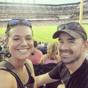 Dan H. attended Colorado Rockies vs. Oakland Athletics - MLB on Jun 4th 2021 via VetTix