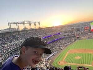 Deb attended Colorado Rockies vs. Oakland Athletics - MLB on Jun 4th 2021 via VetTix