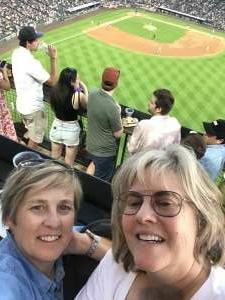 MM attended Colorado Rockies vs. Oakland Athletics - MLB on Jun 4th 2021 via VetTix