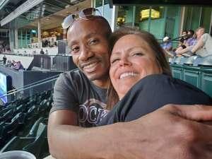 Willie attended Colorado Rockies vs. Oakland Athletics - MLB on Jun 4th 2021 via VetTix