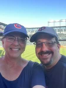 Dan attended Colorado Rockies vs. Oakland Athletics - MLB on Jun 4th 2021 via VetTix