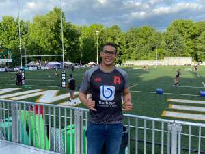 David Ayuso attended Rugby ATL vs. LA Giltinis - Major League Rugby - Salute To Service Match on May 29th 2021 via VetTix