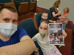 Mike attended Charlotte's Web on May 29th 2021 via VetTix