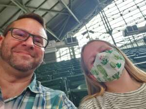 Adam P attended Milwaukee Brewers vs. San Diego Padres - MLB on May 25th 2021 via VetTix