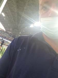 Jason  Dietrich  attended Milwaukee Brewers vs. San Diego Padres - MLB on May 25th 2021 via VetTix
