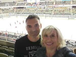 Chris H. attended Indy Fuel vs. Fort Wayne Komets -ECHL on May 31st 2021 via VetTix