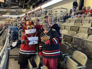 Click To Read More Feedback from Indy Fuel vs. Fort Wayne Komets -ECHL