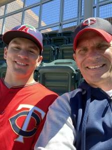 Mike attended Minnesota Twins vs. Orioles - MLB on May 26th 2021 via VetTix