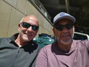 Pete Silva attended Minnesota Twins vs. Orioles - MLB on May 26th 2021 via VetTix