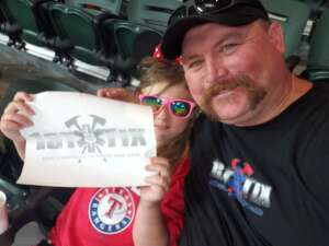 Click To Read More Feedback from Texas Rangers vs. Tampa Bay Rays - MLB