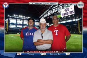 Ranger Fan attended Texas Rangers vs. Tampa Bay Rays - MLB on Jun 5th 2021 via VetTix