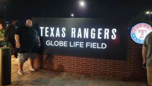 Shawn attended Texas Rangers vs. San Francisco Giants - MLB on Jun 9th 2021 via VetTix