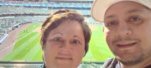 Rolando attended Milwaukee Brewers vs. Detroit Tigers - MLB on Jun 1st 2021 via VetTix