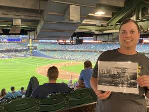 Click To Read More Feedback from Milwaukee Brewers vs. Detroit Tigers - MLB