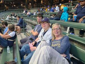 Mike attended Milwaukee Brewers vs. Detroit Tigers - MLB on Jun 1st 2021 via VetTix