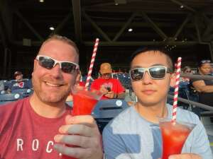 Chris attended Washington Nationals vs. Pittsburgh Pirates - MLB on Jun 14th 2021 via VetTix