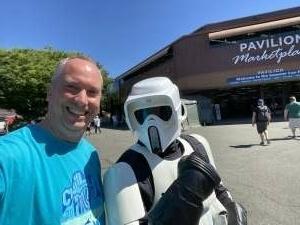 Brett attended Washington State Summer Con Adult Sunday Pass on Jun 20th 2021 via VetTix
