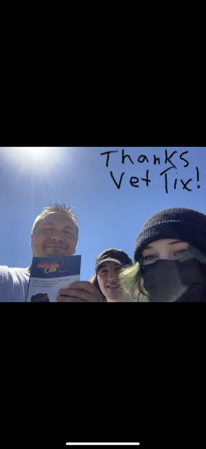 Bob attended Washington State Summer Con Adult Sunday Pass on Jun 20th 2021 via VetTix
