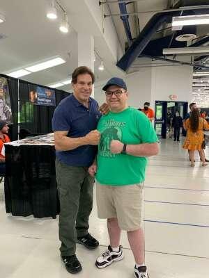 Juan A. attended Washington State Summer Con Adult Sunday Pass on Jun 20th 2021 via VetTix