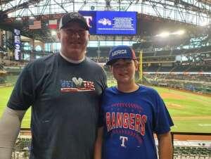 Click To Read More Feedback from Texas Rangers vs. Oakland Athletics - MLB