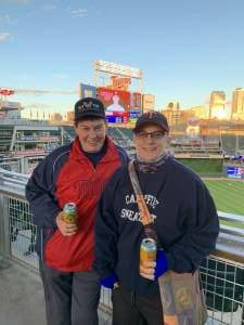 Click To Read More Feedback from Minnesota Twins vs. Cincinnati Reds - MLB