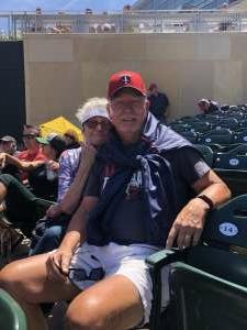 Greg Munson attended Minnesota Twins vs. Cincinnati Reds - MLB on Jun 22nd 2021 via VetTix