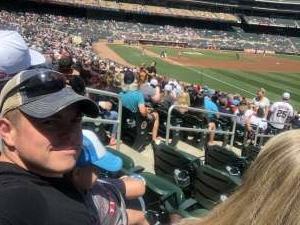 Joe attended Minnesota Twins vs. Cincinnati Reds - MLB on Jun 22nd 2021 via VetTix