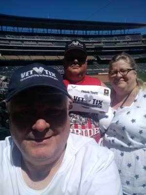 Jerry attended Minnesota Twins vs. Cincinnati Reds - MLB on Jun 22nd 2021 via VetTix