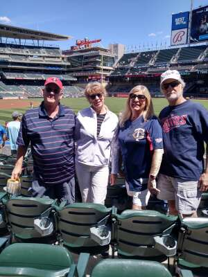 Tim attended Minnesota Twins vs. Cincinnati Reds - MLB on Jun 22nd 2021 via VetTix