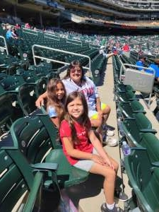 Pete Silva attended Minnesota Twins vs. Cincinnati Reds - MLB on Jun 22nd 2021 via VetTix