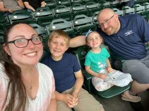 Josh H attended Minnesota Twins vs. Cleveland Indians - MLB on Jun 25th 2021 via VetTix
