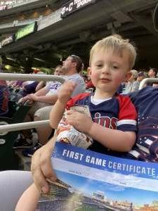 Mike attended Minnesota Twins vs. Cleveland Indians - MLB on Jun 25th 2021 via VetTix