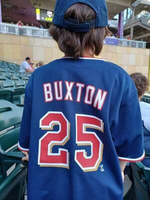 Troy attended Minnesota Twins vs. Cleveland Indians - MLB on Jun 25th 2021 via VetTix