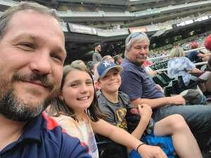 Don attended Minnesota Twins vs. Cleveland Indians - MLB on Jun 25th 2021 via VetTix