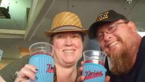 Brian attended Minnesota Twins vs. Cleveland Indians - MLB on Jun 25th 2021 via VetTix