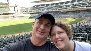 Tim Emon attended Minnesota Twins vs. Cleveland Indians - MLB on Jun 25th 2021 via VetTix