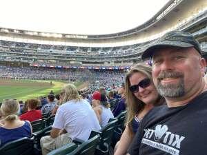 Sgt Smith attended Minnesota Twins vs. Chicago White Sox - MLB on Jul 5th 2021 via VetTix