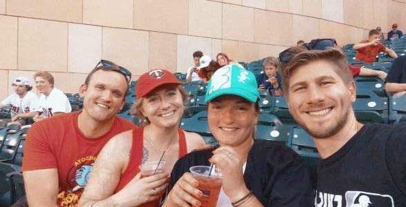 Anna attended Minnesota Twins vs. Chicago White Sox - MLB on Jul 5th 2021 via VetTix