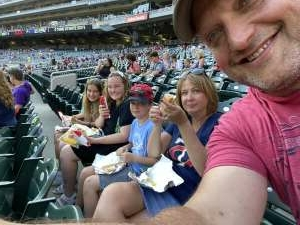 Bill J. attended Minnesota Twins vs. Chicago White Sox - MLB on Jul 5th 2021 via VetTix
