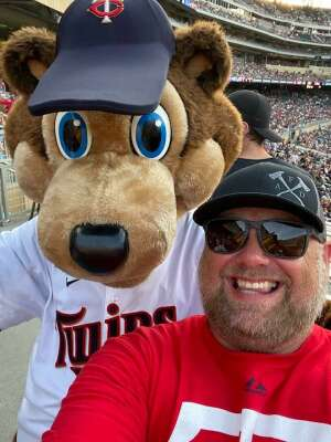 Erik H attended Minnesota Twins vs. Chicago White Sox - MLB on Jul 5th 2021 via VetTix