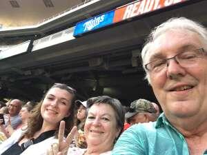 Paul Pokorny attended Minnesota Twins vs. Chicago White Sox - MLB on Jul 5th 2021 via VetTix