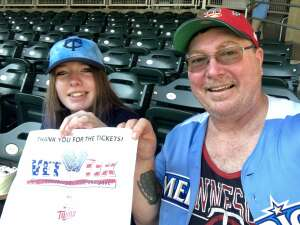 Click To Read More Feedback from Minnesota Twins vs. Chicago White Sox - MLB